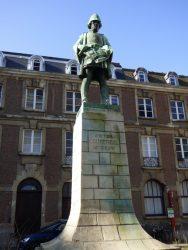 Monument à Pieter Coutereel – Leuven (Louvain)