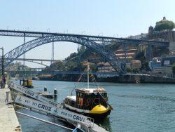 Pont Luiz I – sur le Douro – Porto
