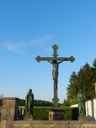 Calvaire – cimetière – Rance