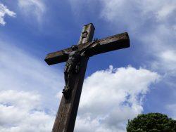 Christ en croix – Rosière-la-Petite (Vaux-sur-Sûre)