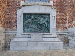 Monument à Henry Sainctelette – Mons