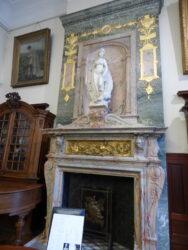 Léda et le cygne – Bas-relief – Hôtel de ville – Saint-Gilles
