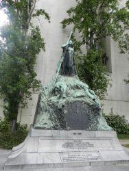 Monument aux morts – Saint-Josse-ten-Noode