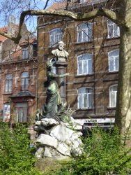 Monument à Emmanuel Hiel – Schaerbeek