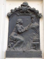 Hommage au Maréchal Foch – Schaerbeek