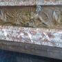 Léda et le cygne - Bas-relief - Hôtel communal - Schaerbeek - Image1