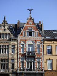 Aigle – Place Colignon – Schaerbeek