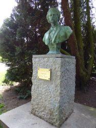 Monument à Nestor de Tière – Parc Josaphat – Schaerbeek