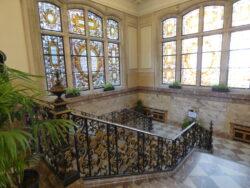 Escalier d'honneur – Hôtel communal – Schaerbeek