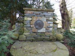 Mémorial Hubert Krains – Parc Josaphat – Schaerbeek