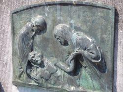 Fontes funéraires diverses – cimetière – Scherpenheuvel-Zichem (5)