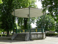 Kiosque à musique – Seilles (Andenne)