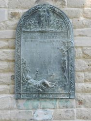 Plaque commémorative 1914-1918  – Sint-Pieters-Leeuw