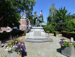 Monument aux morts – Soignies