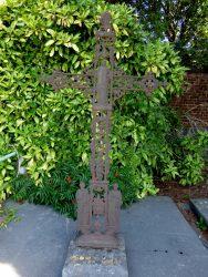 Croix funéraire – Cimetière Sud – Soignies (6)