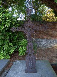 Croix funéraires – Cimetière Sud – Soignies (7)