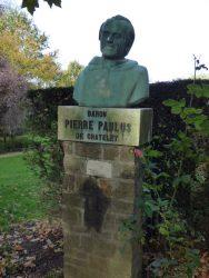 Buste de Pierre Paulus – Saint-Gilles