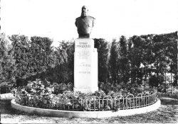 Buste du roi Léopold II – Saint-Jean-Cap-Ferrat