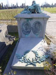 Tombe Léopold Speeckaert – Cimetière de Saint-Gilles à Uccle
