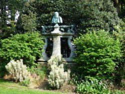 Monument à Jean Servais Stas – Jardin du Palais des Académies – Bruxelles
