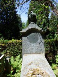 Tombe Tempels-Mommen – Cimetière de Bruxelles – Evere