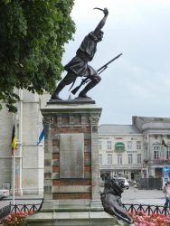 Monument à la mémoire des combattants de 1830  – Tienen (Tirlemont)