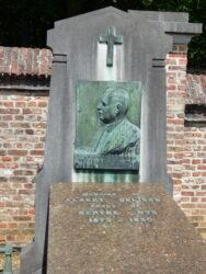 Tombe Famille Deliens-Nys – cimetière – Tervuren