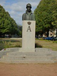 Buste du roi Albert Ier – Tournai