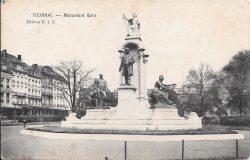 Monument à Jules Bara – Tournai