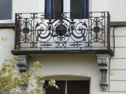 Balcon – Place Clovis – Tournai