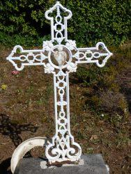 Croix funéraire – cimetière du Nord – Tournai (4)