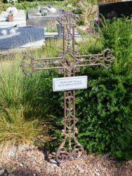 Croix funéraire – cimetière du Nord – Tournai (5)