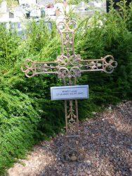 Croix funéraires (3) – cimetière du Nord – Tournai (6)