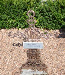 Croix funéraire – cimetière du Nord – Tournai (8)