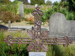 Croix funéraire – cimetière du Nord – Tournai (9)