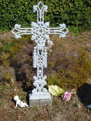 Croix funéraire – cimetière du Nord – Tournai (3)