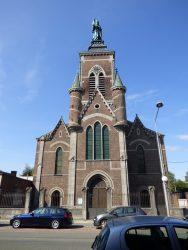 Sacré-Cœur – église – Tournai