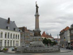 Monument aux Français – La Déesse – Tournai