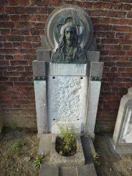 Bas-relief funéraire – Cimetière – Tubize