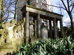 Monument à Pierre Carsoel – Parc Montjoie – Uccle