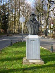Monument au Roi Albert Ier – Uccle