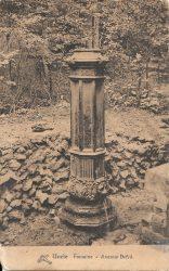 Borne-fontaine – avenue De Fré – Uccle