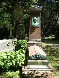 Tombe Désiré Vandendorpe – Cimetière de Bruxelles – Evere