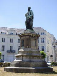 Monument à André Vésale – Bruxelles
