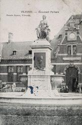 Monument à Jean-François Portaels – Vilvoorde (Vilvorde)