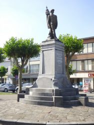 Monument aux morts – Zelzate
