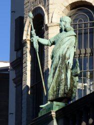 Allégorie – L'Art assyrien – Musée d'Art ancien – Bruxelles
