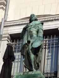 Allégorie – L'Art espagnol – Musée d'Art ancien – Bruxelles