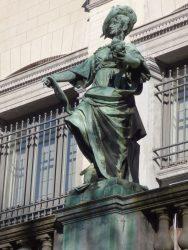 Allégorie – L'Art flamand – Musée d'Art ancien – Bruxelles