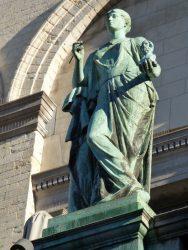 Allégorie – L'Art grec – Musée d'Art ancien – Bruxelles